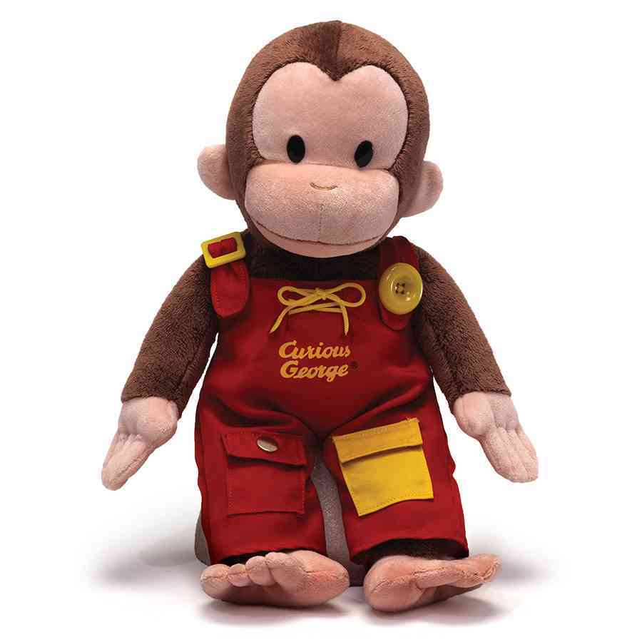 Curious George Teach Me By Not Available